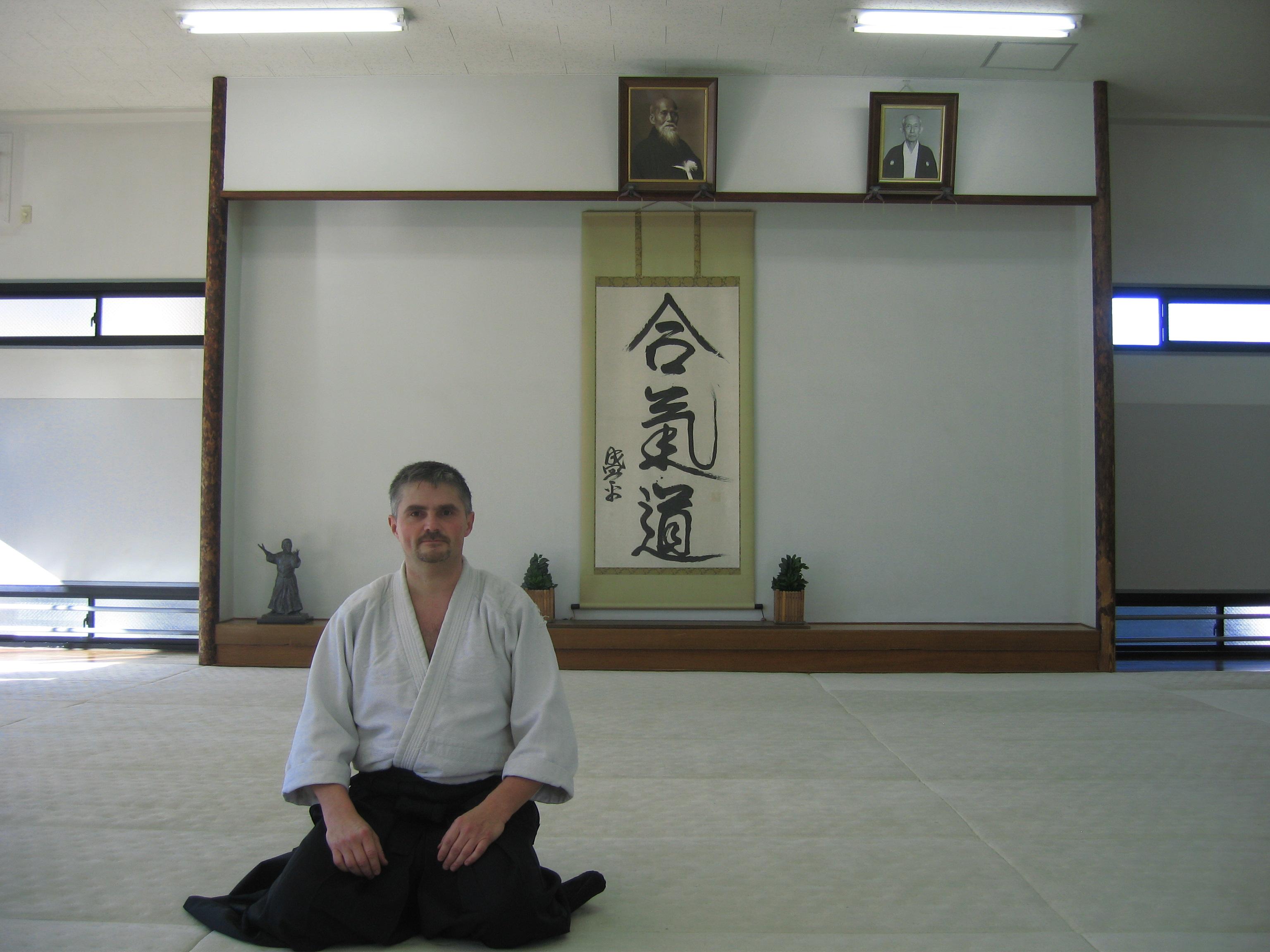 Aïkikaï Tokyo 2008